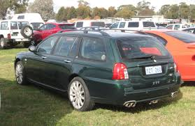 car show classic mg zt t v8 u2013 a better form of automotive stereotype