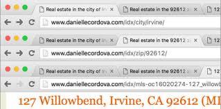 real estate seo expert for your las vegas real estate website
