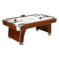 target air hockey table hathaway brentwood 7 5 feet air hockey table target