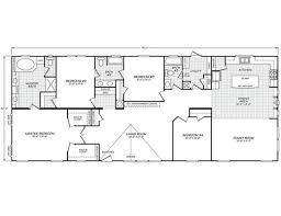 4 Bedroom Modular Home Floor Plans Doublewide Home Floor Plans 5 Bedroom Floor Plans 281 South