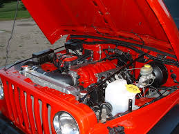 1993 jeep wrangler engine jeep yj 5 3l completed ls1tech camaro and firebird