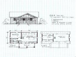 small cabin floor plan best cozy modern cabin plans modern house plan