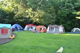 backyard campout design and ideas of house