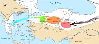 Turkey Greece Map by File Mass Migration Of Greece And Turkey In 1900bce Svg