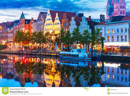 Lubeck Germany Map by Lubeck Germany Stock Photos Images U0026 Pictures 1 323 Images