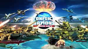 conflict of nations military strategy game free online games at