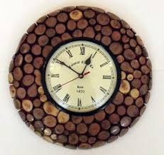 Wooden Wall Clock Gorgeous Wooden Wall Clock Online 101 Wooden Wall Clocks With