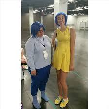 Inside Out Costumes Disney Costumes For Best Friends Popsugar Love U0026