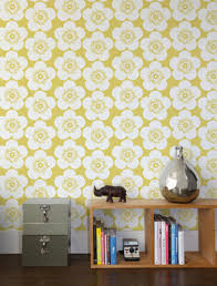 contemporary wallpaper by aimée wilder stylenest