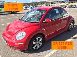 used volkswagen beetle luna for sale motors co uk