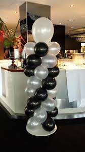 Columns For Party Decorations Black U0026 White Column With 16