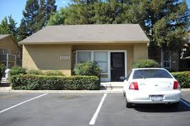 One Bedroom Townhomes For Rent by Sierra Village Apartment Homes Rentals North Highlands Ca