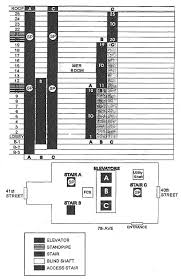 Evacuation Floor Plan Template by Chapter 4 Emergency Planning And Preparedness Rcny 3 Upcodes