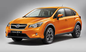 crossover cars subaru xv crossover to be called xv crosstrek in u s car and