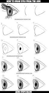 Drawing by Best 10 Eye Drawing Tutorials Ideas On Pinterest Drawing