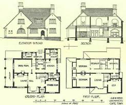 Victorian Home Floor Plan 23 Best Vintage House Plans Images On Pinterest Vintage Houses