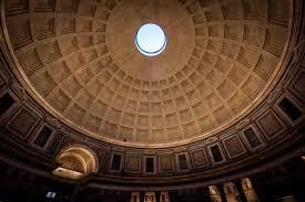 the pantheon u2013 rome u2013 126 ad monolithic dome institute