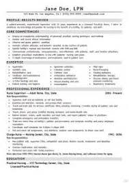 Lpn Resume Example by Nurse Lpn Resume Example Sample Lpn Rn Nurse Resume Examples