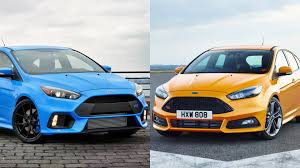2015 Focus St Specs Ford Focus Rs 2016 Vs Ford Focus St Youtube