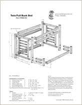 Log Bunk Bed Plans Pdf Woodwork Log Bunk Bed Plans Diy Plans The Faster