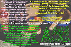 city of tempe halloween carnival united zombies of america and uza synyster syn events united