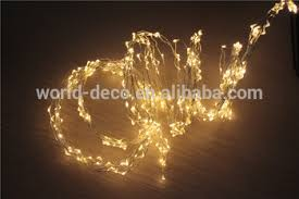 micro garland string lights timed battery operated led string