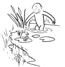 curious george coloring pages coloring pages print
