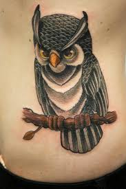 owl tattoo simple owl tattoos are massively popular with both men and women