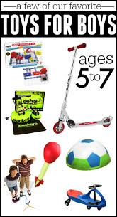 gifts for boys best gifts for boys ages 5 7 i can teach my child