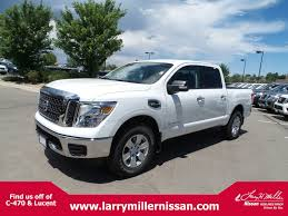 nissan truck titan new nissan titan for sale denver lease u0026 finance specials