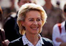 German Cabinet Ministers Germany U0027s Defense Minister Ursula Von Der Leyen Is The Mother Of