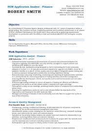 Kronos Resume Application Analyst Resume Samples Qwikresume