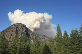 Fire Evacuations Libby Mt by Wildfire Burning Near Thompson Falls Flathead Beacon