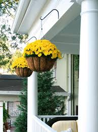 16 hanging flower pot plant ideas to enhance your veranda and home