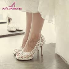 wedding shoes peep toe bling bling flowers wedding shoes pretty stunning heeled bridal