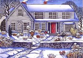 Cottages Gardens - mary azarian prints page 2