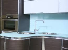 colored glass backsplash kitchen dreamwalls glass countertops
