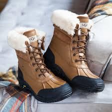 s adirondack ugg boots otter womens ugg adirondack ii boot brown 581146