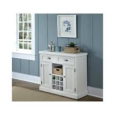 Kitchen Sideboard With Hutch Wine Rack Incredible White Kitchen Buffet Wood Storage Furniture