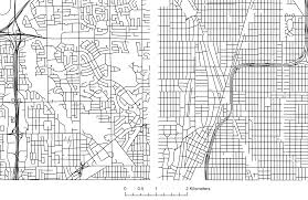 Chicago Street Map by Quick Comparisons Between Toronto U0027s And Chicago U0027s Street Grids