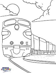 trains u2013 coloring pages u2013 original coloring pages
