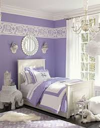 bedroom luxurious white and purple nuanced contemporary kids