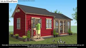 Home Depot Storage Sheds 8x10 by Shed Plans 8x10 Youtube