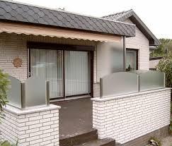 balkon sichtschutz aus glas glas franzen glaserei flensburg balkonverglasung und