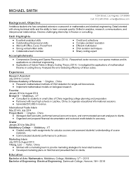 exle resume for college internship professional financial consulting intern templates to showcase