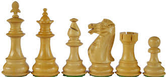 Wooden Chess Set Crown Set Wooden Weighted Set Azacus For Indian Handicraft Items