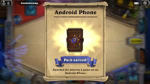 hearthstone android hearthstone mobile launched but will it affect the meta
