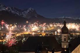 variations in new year greetings by region in german