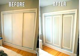 Sliding Doors Closets Closets With Sliding Doors Closet Sliding Doors Single For
