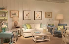 Coastal Living Cottage Accents Tropical Family Room Miami - Coastal living family rooms